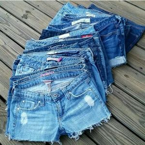 All Brands Shorts - Jean Shorts ● All Sizes ● All Brands ● All Styles